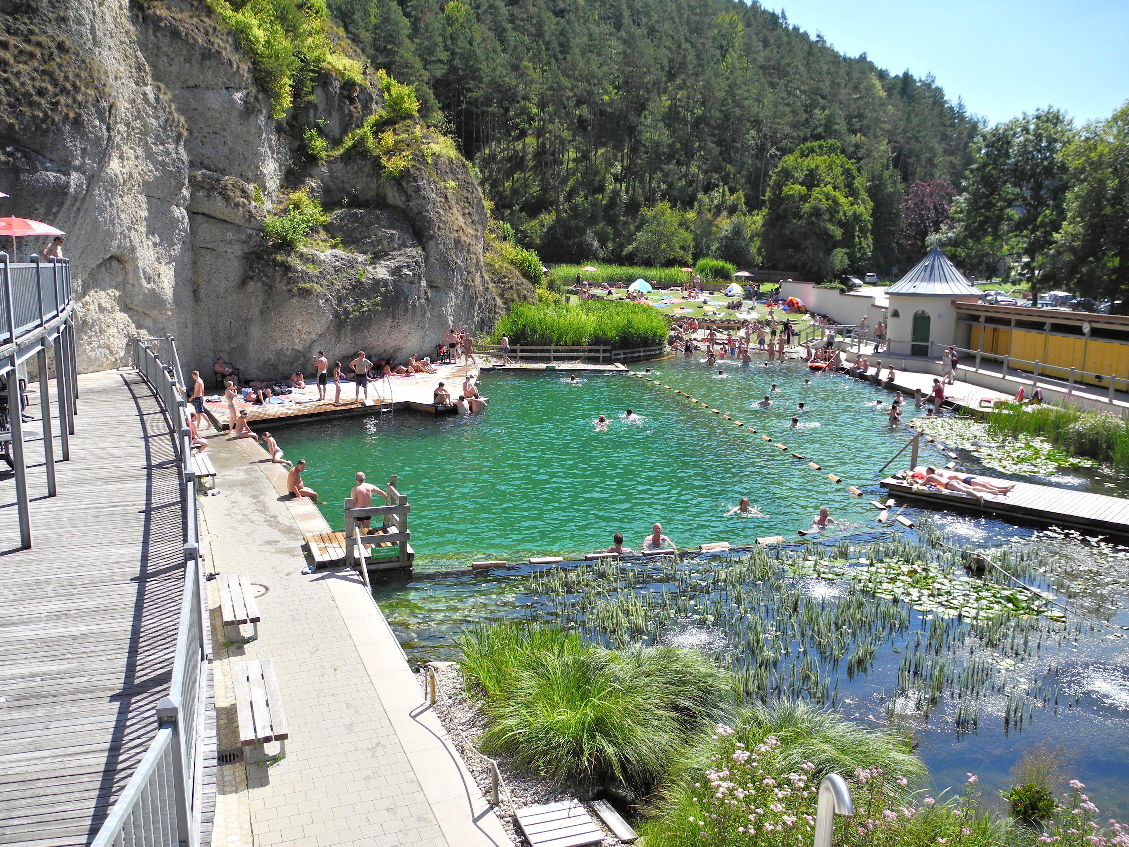 schönste schwimmbäder deutschland